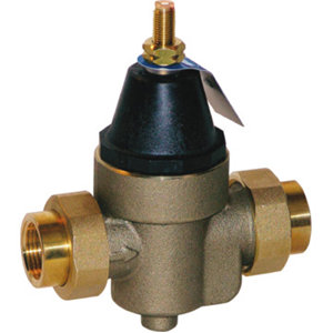 watts pressure reducing valve 3 4 model n45b hds640488 veteran lo. Black Bedroom Furniture Sets. Home Design Ideas